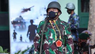VIVA Militer: Panglima TNI Marsekal Hadi Tjahjanto ketika hadiri Reuni Adem 86