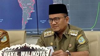 Wakil Wali Kota Jambi Maulana.