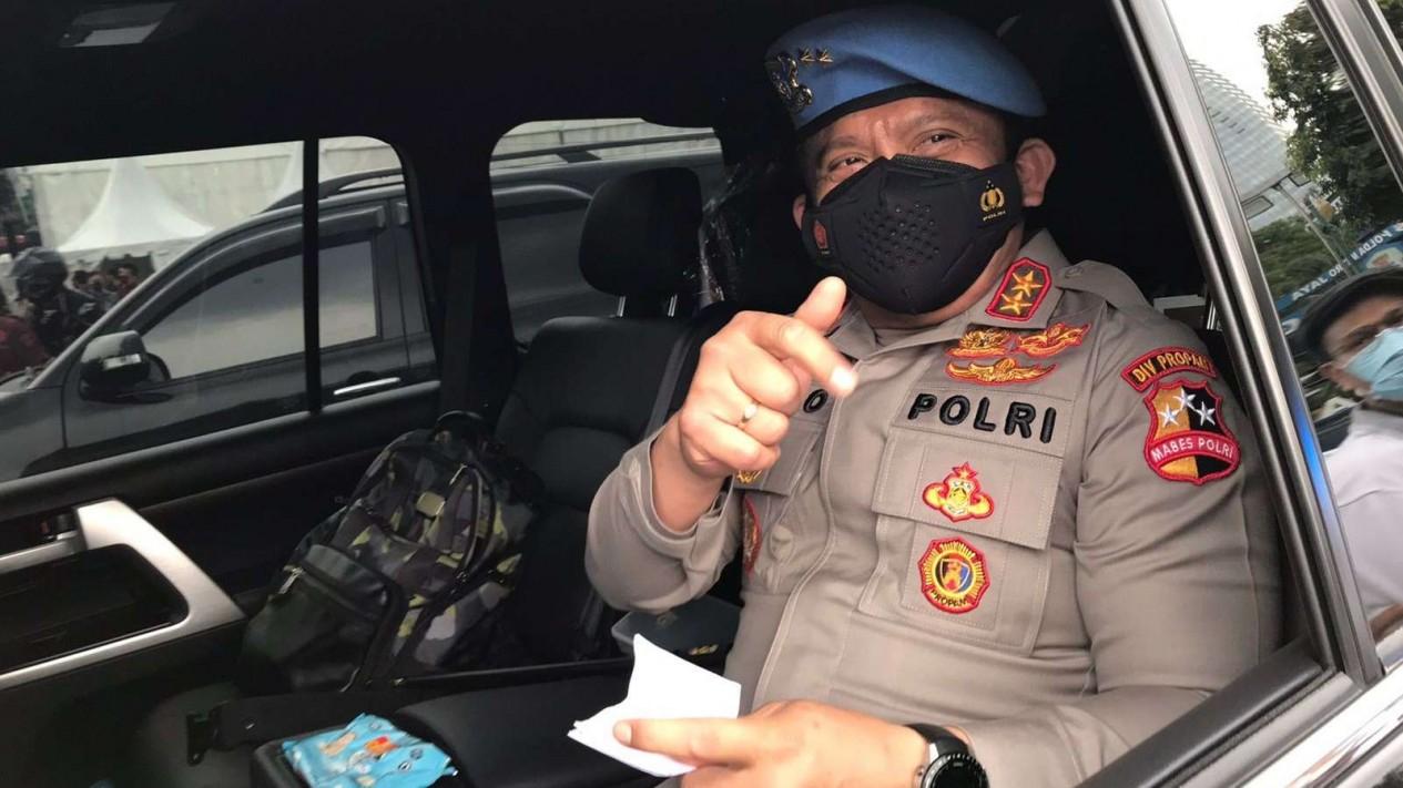 Kepala Divisi Propam Polri Irjen Ferdy Sambo.