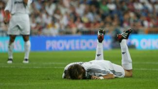 Debut kelam Jonathan Woodgate di Real Madrid
