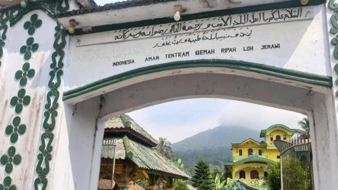 Warga Banten digegerkan munculnya kerjaan Angling Dharma di Pandeglang