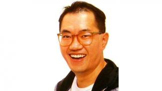 Akira Toriyama, pencipta Dragon Ball.