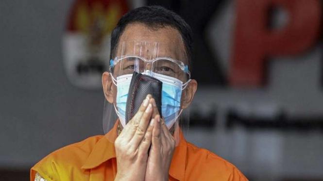 Mantan Direktur Pemeriksaan dan Penagihan Ditjen Pajak Angin Prayitno
