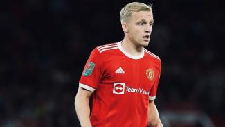 Gelandang Manchester United, Donny van de Beek