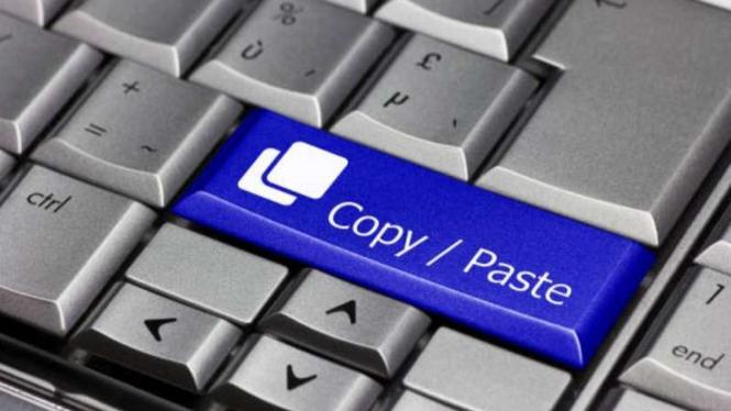 Copy Paste.