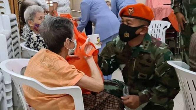 VIVA Militer: Komandan Wing II Korps Paskhas, Kolonel Pas Wahyu Tunggul