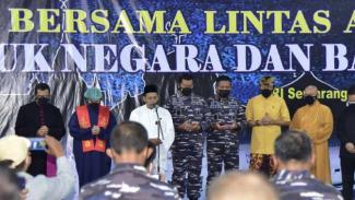 VIVA Militer: TNI AL gelar doa bersama untuk bangsa