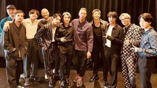 BTS & Coldplay