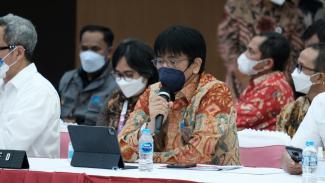 Direktur Utama Telkomsel Hendri Mulya Syam.