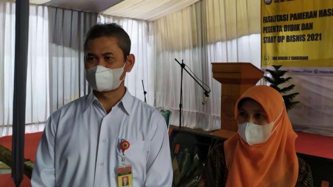 Kepala Dinas Pendidikan dan Kebudayaan Provinsi Banten, Tabrani