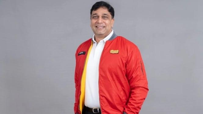 Vikram Sinha, Calon CEO Indosat Ooredoo Hutchison.