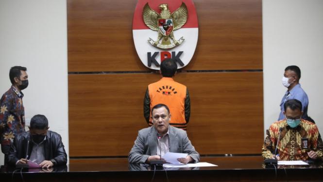 Azis Syamsuddin Resmi Ditahan KPK