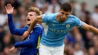 Laga Chelsea v Manchester City