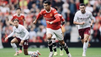 Pertandingan Manchester United vs Aston Villa