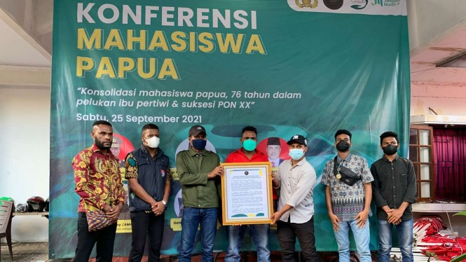 Konferensi Mahasiswa Papua di Jakarta