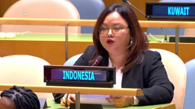 Delegasi Indonesia jawab kritik Vanuatu di sidang PBB