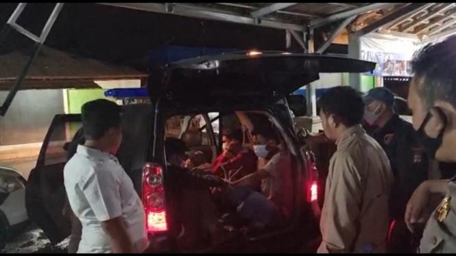 Preman Pemalak Sopir Truk di Garut Berhasil Ditangkap