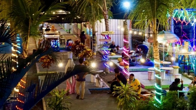 Kampung Kuliner Klaten
