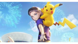 Pokemon Unite.