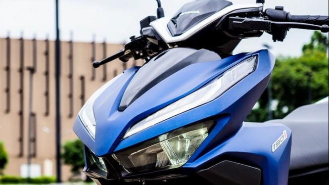 Ilustrasi Honda Vario 160. Foto: Greatbiker.