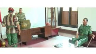 VIVA Militer: Patung Soeharto, Sarwo Edhie, AH. Nasution di Museum Kostrad