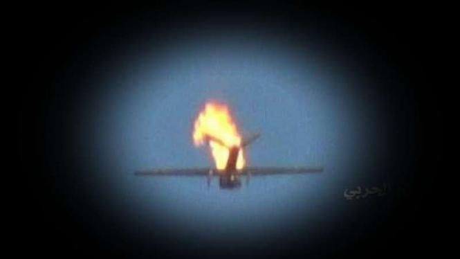 VIVA Militer: Pesawat mata-mata militer amerika serikat.