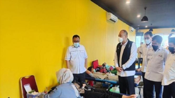 Ketua DPD I Golkar DKI Jakarta, Achmed Zaki Iskandar