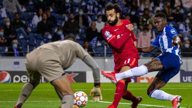 Pertandingan FC Porto vs Liverpool