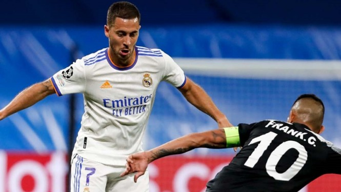 Pertandingan Real Madrid vs Sheriff Tiraspol