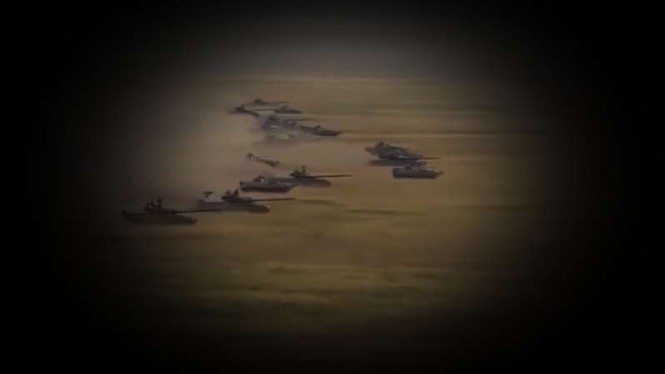 VIVA Militer: Tank IRGC
