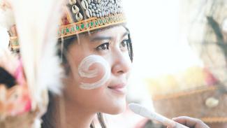 Pesona cantik wanita Indonesia