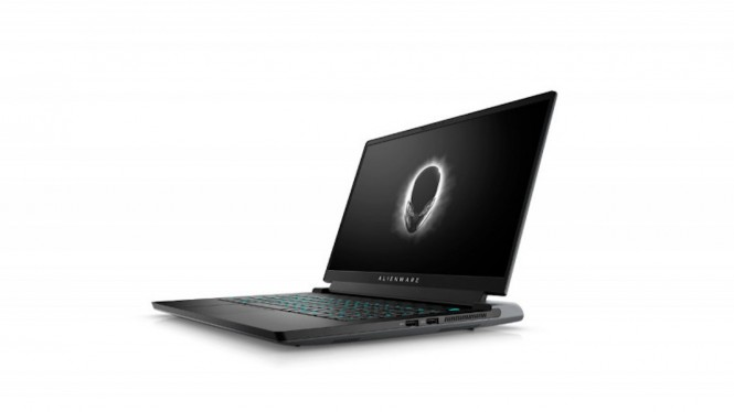 Laptop gaming Dell Alienware.