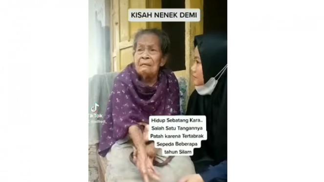 Nenek demi