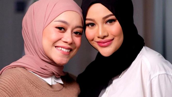 Lesti Kejora & Aurel Hermansyah