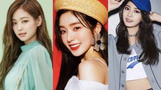 Gaya busana idol korea