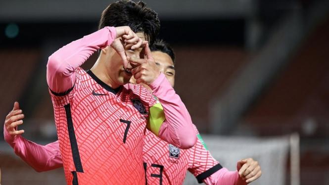 Pemain Timnas Korea Selatan, Son Heung-min