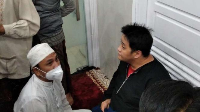 Pria bercadar di masjid di Jambi diamankan polisi