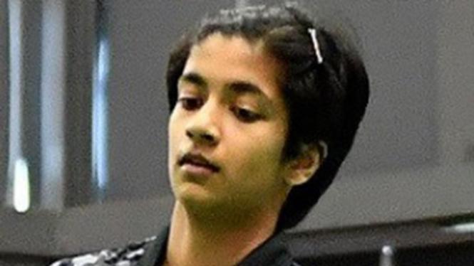 Tunggal putri India, Malvika Bansod