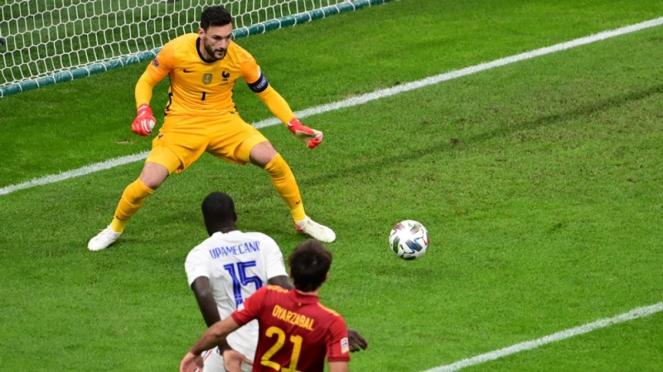 Final UEFA Nations League antara Prancis vs Spanyol