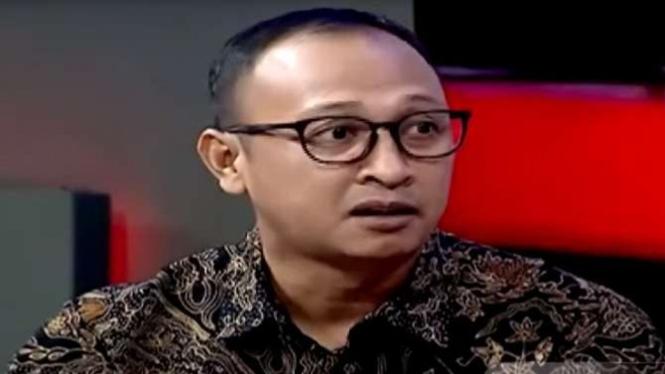 Eks Kepala Bagian Perancangan Peraturan dan Produk Hukum KPK Rasamala Aritonang.