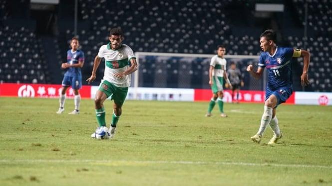 Timnas Indonesia lawan Taiwan di leg kedua play-off Kualifikasi Piala Asia 2023