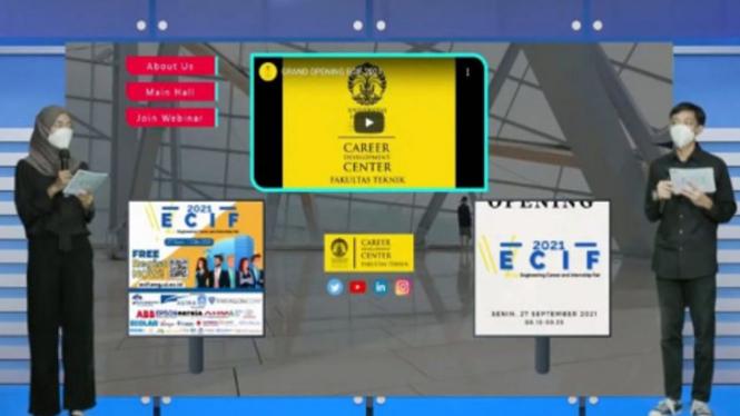 Bursa Karier Virtual FTUI Diikuti 13.000 Peserta (Foto/ui.ac.id)