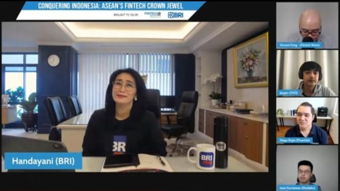 Webinar Conquering Indonesia: ASEAN'S FINTECH CROWN JEWEL