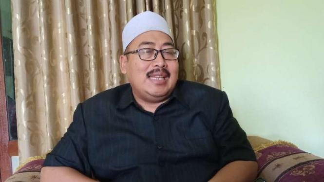 Wakil ketua Pengurus Wilayah NU Jawa Timur Ahmad Fahrur Rozi
