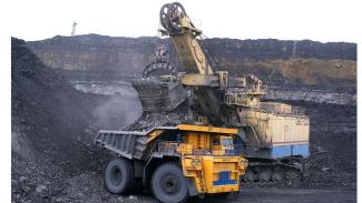 Ilustrasi Pertambangan Batu Bara (Sumber Gambar : wallpaperbetter)