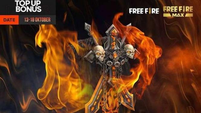 Free Fire-Backpack Dark Night