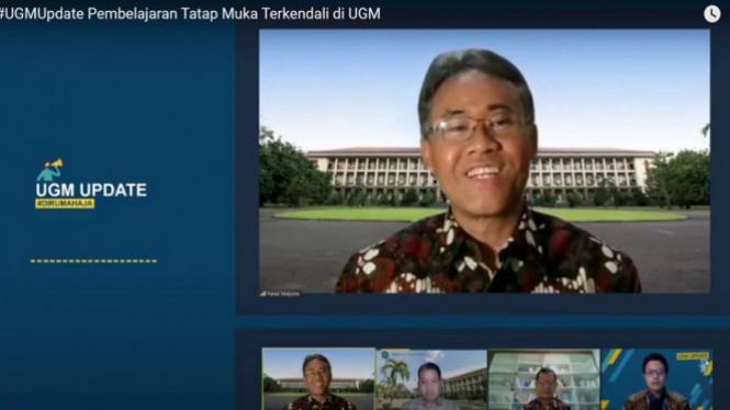 Rektor UGM, Prof. Ir. Panut Mulyono, M.Eng., D.Eng., IPU, ASEAN Eng (foto/ugm.ac.id)