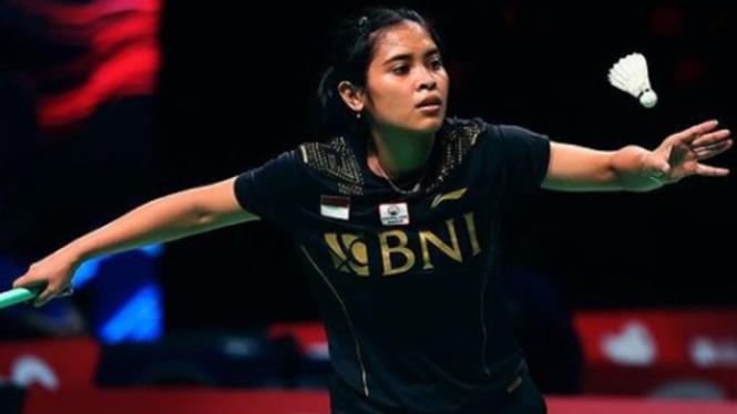Tunggal putri Indonesia, Gregoria Mariska Tunjung di Piala Uber