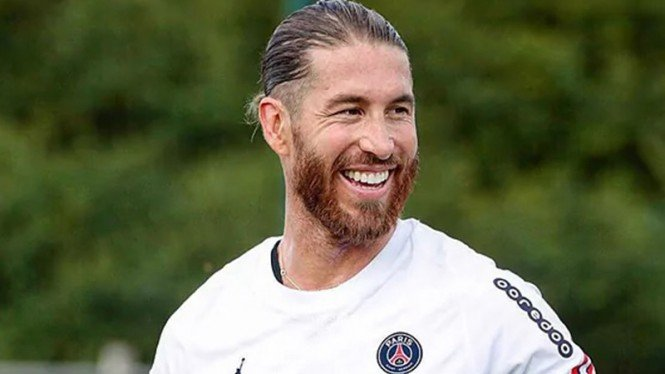 Bek Paris Saint-Germain, Sergio Ramos