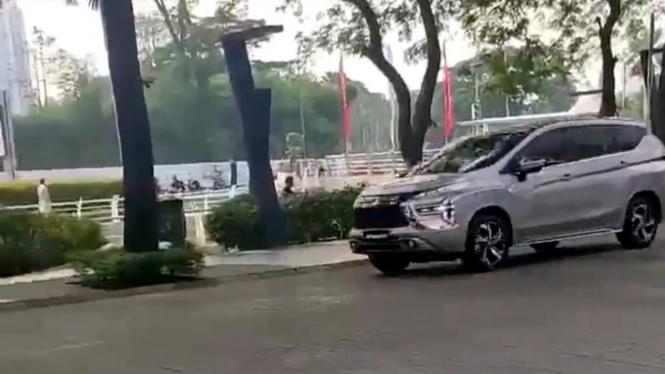 Bocoran Mitsubishi Xpander facelift.